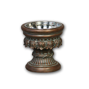 Clearance Bernini Raised Dog Bowl - Oh My Dog Supply