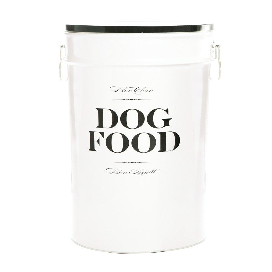 Bon Appetit Dog Food Container