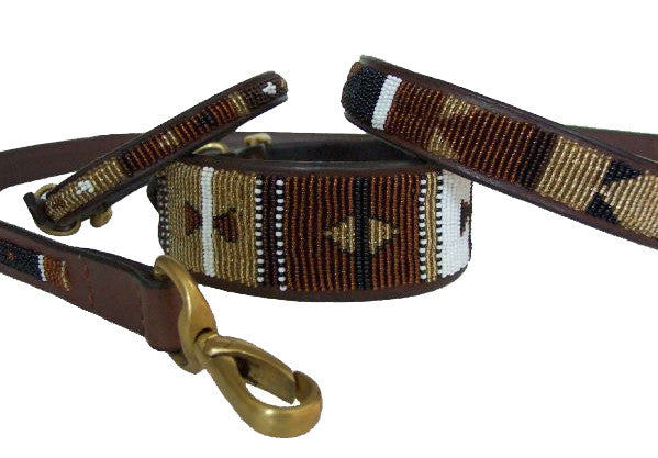 Earth Tribal Dog Collar - Oh My Dog Supply