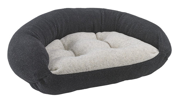 Reversible Lazy Dog Bed