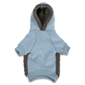 Cozy Fleece Dog Hoodies - Oh My Dog Supply