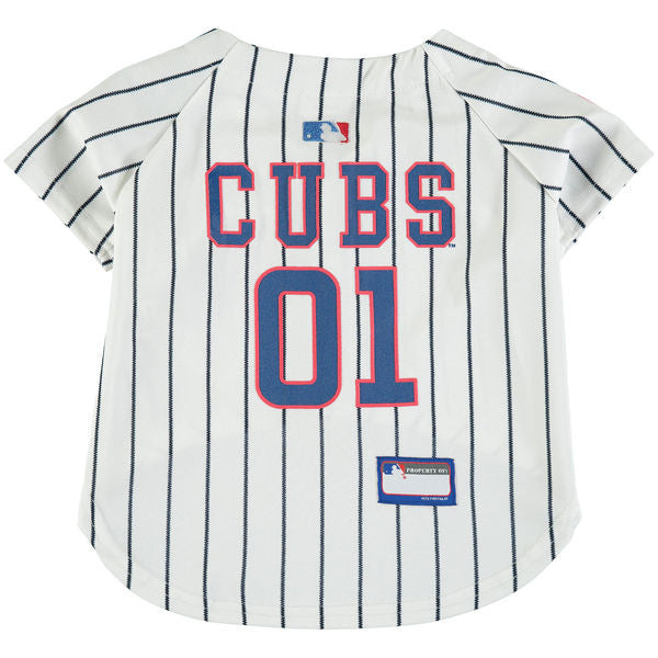 Chicago Cubs Dog Jersey - Oh My Dog Supply