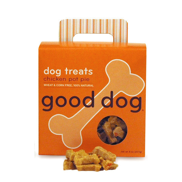 Chicken Pot Pie Premium Dog Treats - Oh My Dog Supply