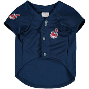 Cleveland Indians Dog Jersey - Oh My Dog Supply