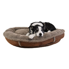 Berber Tipped Boot Bed - Oh My Dog Supply