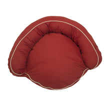 Classic Corded Bolster Bed - Oh My Dog Supply