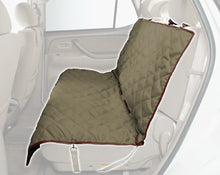 Deluxe Back Seat Car Cover - Oh My Dog Supply