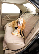 DG Quilted Reversible Rear Seat Cover - Oh My Dog Supply