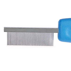 Ergonomic Face Comb - Oh My Dog Supply