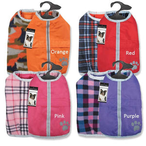 Classic Warm & Waterproof Dog Coats