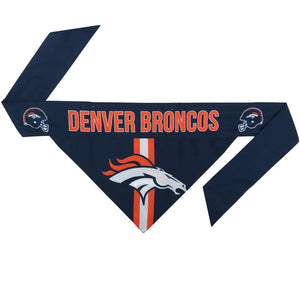 Denver Broncos Dog Jersey - Oh My Dog Supply
