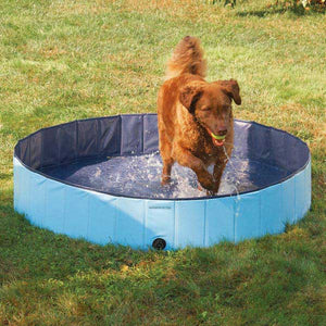 Packable Dog Swimming Pool