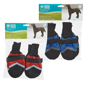 Guardian Fleece Lined Dog Boots - Oh My Dog Supply