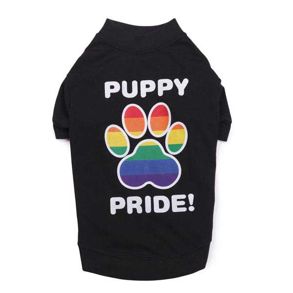 Puppy Pride Dog Tee