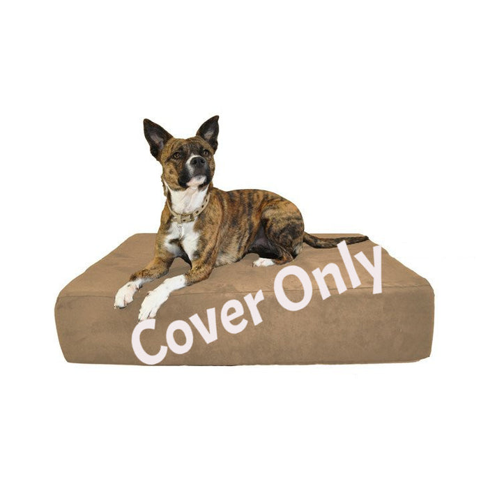 Orthopedic Caress Dog Bed Cover Only - Oh My Dog Supply