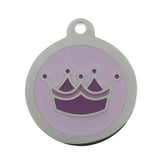 Princess Pet Tag