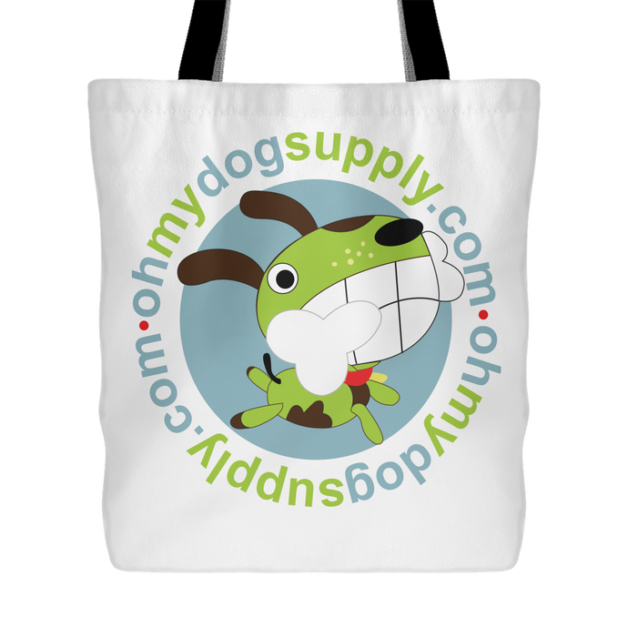 Oh My Dog Supply Tote Bag - Oh My Dog Supply