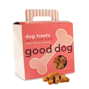 Peanut Butter & Jelly Premium Dog Treats - Oh My Dog Supply