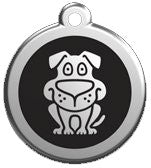 Dog Pet ID Tag