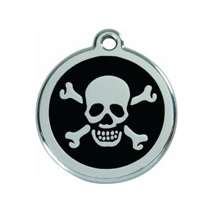 Skully Pet ID Tag