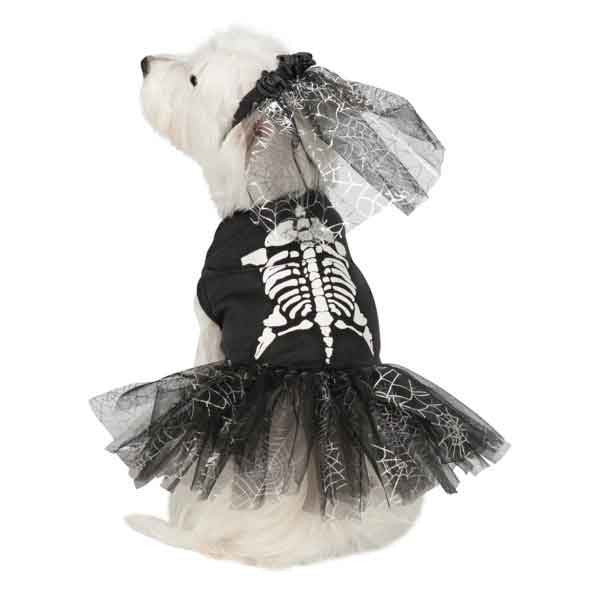 Zombie Bride Dog Costume