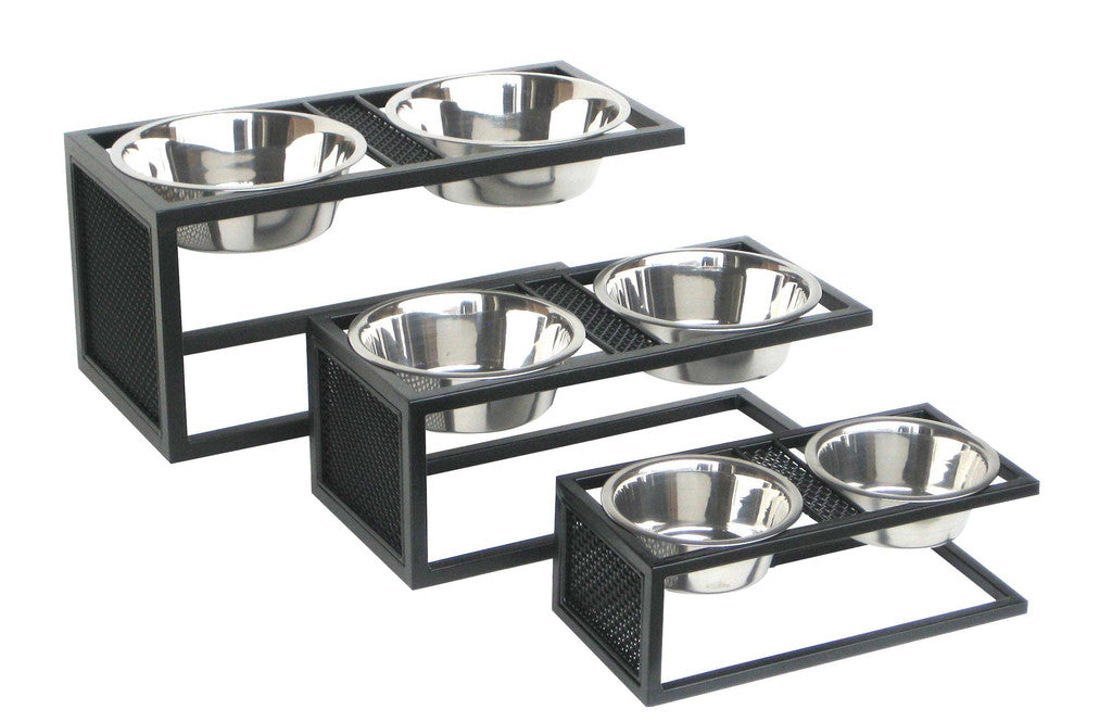 Clearance SOMA Diner Dog Feeder - Oh My Dog Supply