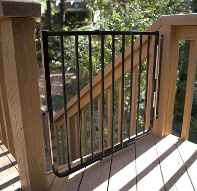 Outdoor Dog Gate - Oh My Dog Supply