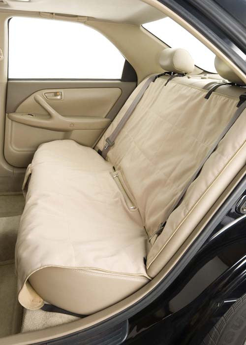 DG DLX Rear Seat Cover - Oh My Dog Supply