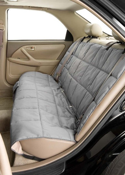 DG Quilted Reversible Rear Seat Cover