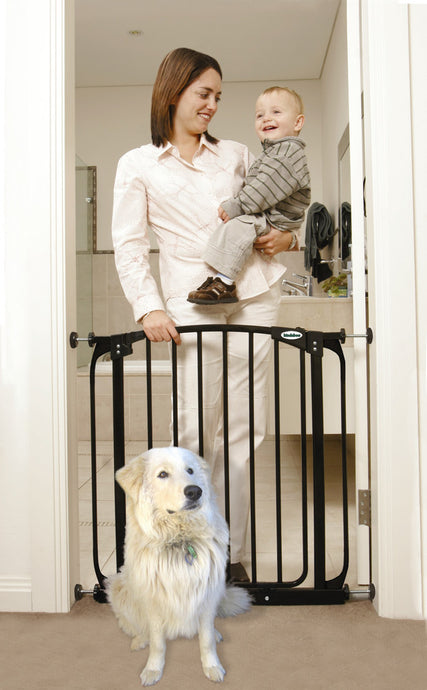 Bindaboo Swing Style Pet Gate - Oh My Dog Supply