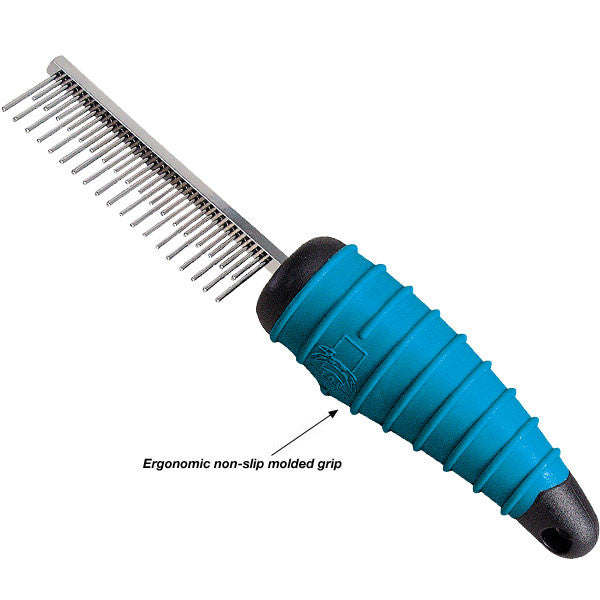 Ergonomic Shedding Comb