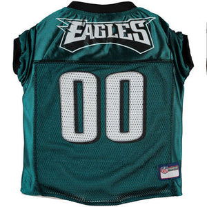 Philadelphia Eagles Dog Jersey - Oh My Dog Supply