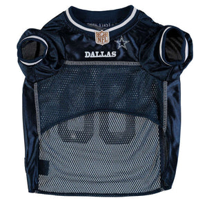Dallas Cowboys Dog Jersey - Oh My Dog Supply
