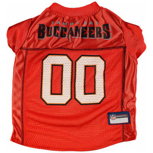 Tampa Bay Buccaneers Dog Jersey - Oh My Dog Supply