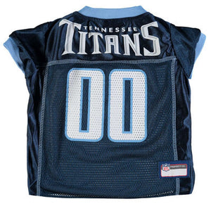 Tennessee Titans Dog Jersey - Oh My Dog Supply