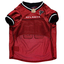 Atlanta Falcons Dog Jersey - Oh My Dog Supply