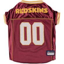 Washington Redskins Dog Jersey