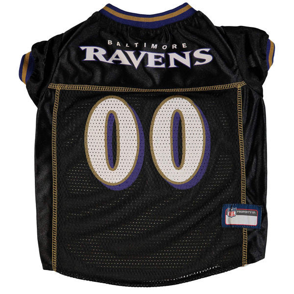 Baltimore Ravens Dog Jersey - Oh My Dog Supply