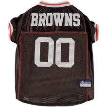 Cleveland Browns Dog Jersey - Oh My Dog Supply