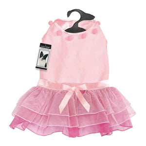 Snowy Princess Dog Dresses - Oh My Dog Supply