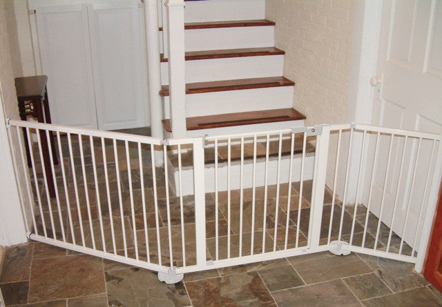 Adaptable Modular Pet Gate