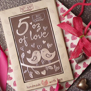 Romantic Chocolate Bar Gift Collection