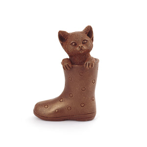 Puss in boot Chocolate Figure Animals