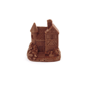 Small House Chocolate Figure Buildings NYC