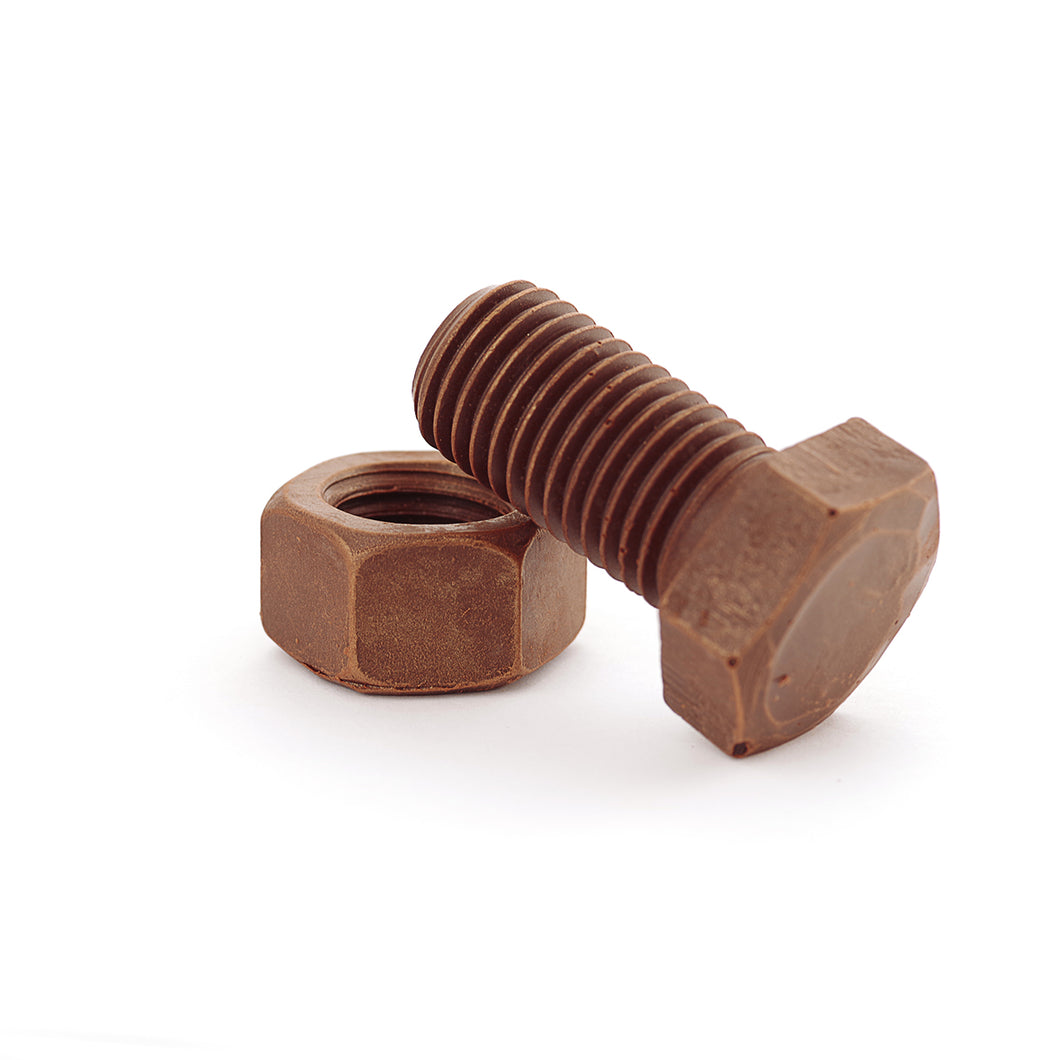 Bolt & Nut Chocolate Tool Set