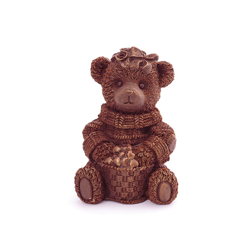 Teddy Bear Shape Chocolate