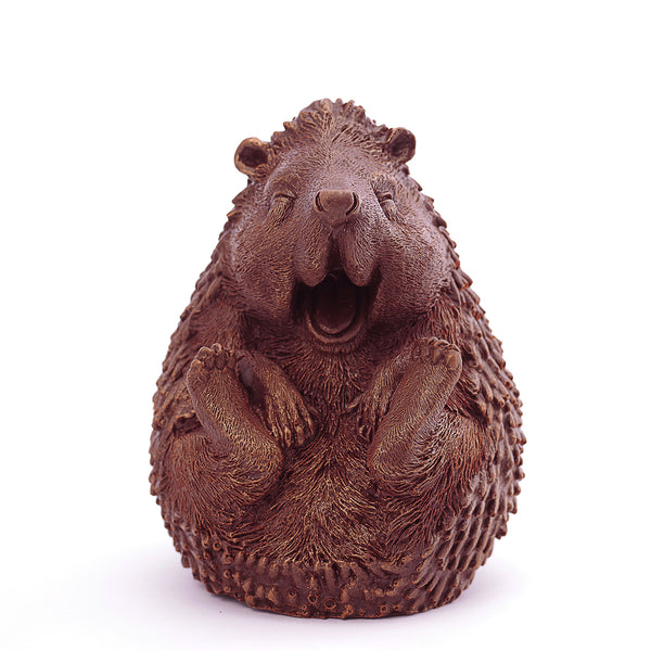 Hedgehog Chocolate Figure Animals