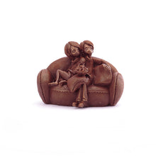 Load image into Gallery viewer, Couple Chocolate Figure NYC