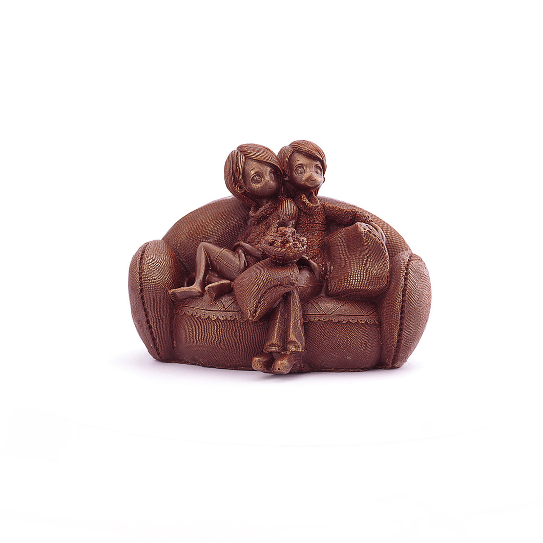 Couple Chocolate Figure NYC