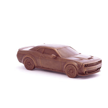 Load image into Gallery viewer, Dodge Challenger Chocolate Figure Car